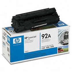 HP C4092A Genuine Toner Cartridge 92A