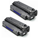 HP C7115X 2-Pack Combo, Toner Cartridges 15X