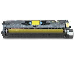 HP C9702A Compatible Yellow Toner Cartridge