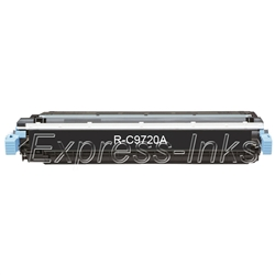 HP C9720A, Hewlett Packard Black Toner Cartridge
