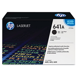 HP 4650 Genuine Black Toner Cartridge C9720A