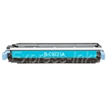 HP C9721A Hewlett Packard Cyan Toner Cartridge
