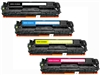 HP CE260A-3A 4-Pack Compatible Toner Combo