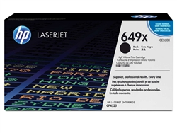 HP CE260X Genuine Black Toner Cartridge