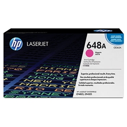 HP CE263A Genuine Magenta Toner Cartridge