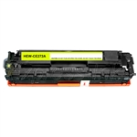 HP CE272A Compatible Yellow Toner Cartridge