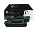 HP CE285D Genuine 85A Toner Cartridge Combo CE285A
