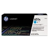 HP CE341A (651A) Genuine Cyan Toner Cartridge