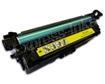 HP CE342A Compatible Yellow Toner Cartridge 651A