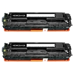 HP CE410XD Compatible Black Toner Cartridges 305X