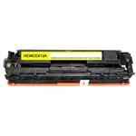 HP CE412A Compatible Yellow Toner Cartridge 305A