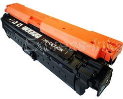 HP CE740A Compatible Black Toner Cartridge 307A
