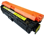HP CE742A Compatible Yellow Toner Cartridge 307A