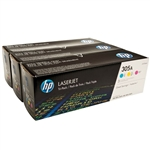 HP CF370AM Genuine Toner Cartridge Combo