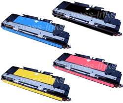 HP Color Laserjet 3550 4-Pack Color Toner Cartridge Combo