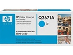 HP Color Laserjet 3500 Cyan Toner Cartridge
