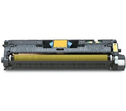 HP Color Laserjet 2550 Yellow Toner Q3962A