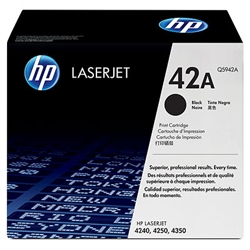 HP Q5942A Genuine Toner Cartridge (42A)