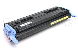 HP Color Laserjet 2600, 2600n Yellow Toner Cartridge Q6002A