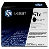HP Q7551X Genuine High Yield Toner Cartridge (51X)
