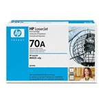 HP Q7570A Genuine Black Toner Cartridge (70A)
