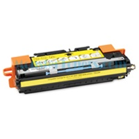 HP Q7582A Yellow Toner Cartridge