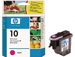HP #10 Genuine Magenta Printhead C4802A