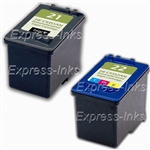 HP 21/22 Ink Cartridge Combo C9509BN