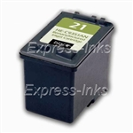 HP 21 Compatible Black Ink Cartridge C9351AN