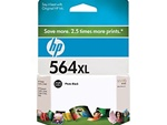 HP 564XL Genuine Photo Black Inkjet Cartridge CB322WN