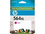 HP 564XL Genuine Magenta Inkjet Cartridge CB324WN