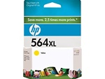 HP 564XL Genuine Yellow Inkjet Cartridge CB325WN