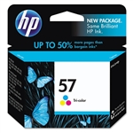 HP #57 Genuine Tri-Color Ink Cartridge C6657AN