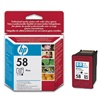 HP #58 Genuine Photo Ink Cartridge C6658A