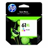 HP 61XL Genuine Tri-Color Ink Cartridge CH564WN