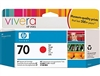 HP #70 Genuine Red Ink Cartridge C9456A