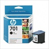 HP #701Genuine Black Inkjet Ink Cartridge CC635A