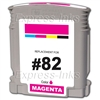 HP #82 Compatible Magenta Ink Cartridge C4912A