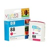 HP #88 Magenta Inkjet Ink Cartridge C9387AN