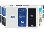 HP #90 Black Genuine Ink Cartridge C5058A