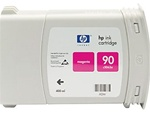 HP #90 High Yield Magenta Genuine Ink C5063A
