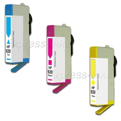 HP #920 Ink Cartridge Combo CN066FN