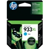HP #933XL Genuine Cyan Ink Cartridge CN054AN