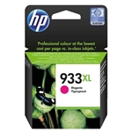 HP #933XL Genuine Magenta Ink Cartridge CN055AN