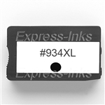 HP #934XL Compatible Black Ink Cartridge C2P23AN
