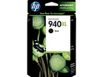 HP 940XL High Yield Black Inkjet Cartridge C4906AN