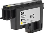 HP #940 Black/ Yellow PrintHead Cartridge C4900A