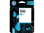 HP #940 Cyan Inkjet Cartridge C4903AN