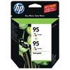 HP #95 Genuine 2-Pack Tri-Color Ink CD886FN