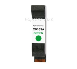HP C6169A Fast Dry Green Ink Cartridge